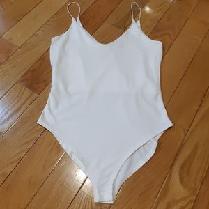 Forever 21 Gaze Body Suit sz small